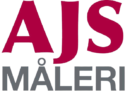 AJS Måleri AB hemsida logo